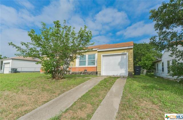 815 Conder Street, Killeen, TX 76541 (MLS #440801) :: The Zaplac Group