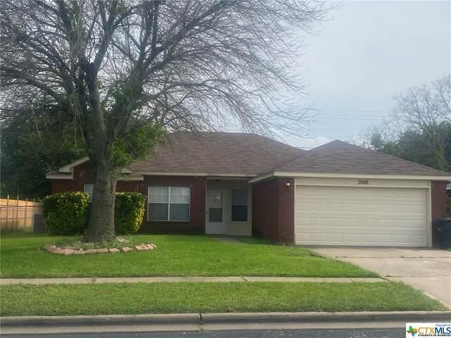 2008 Clairidge Avenue, Killeen, TX 76549 (MLS #440884) :: The Zaplac Group