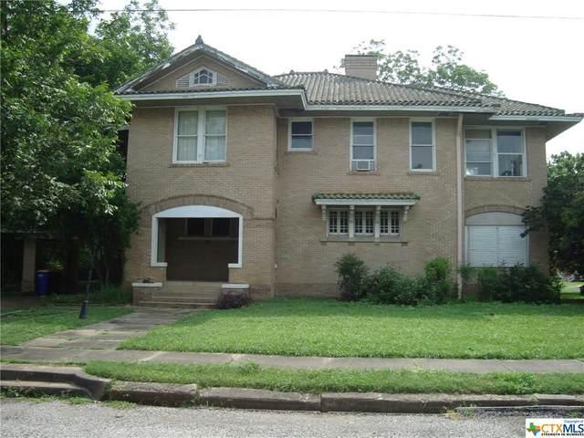 108 Saint Peter Street, Gonzales, TX 78629 (MLS #441033) :: Brautigan Realty
