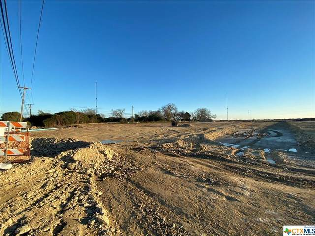 TBD West Ave O  2 Acres Of Retail Zoned, Belton, TX 76513 (MLS #441483) :: The Myles Group