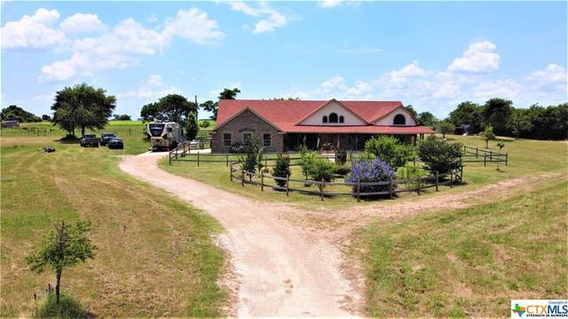 11907 W State Highway 36, Temple, TX 76502 (MLS #441688) :: RE/MAX Family