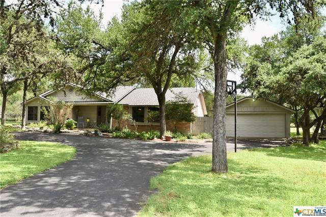 714 Mountain Drive, San Marcos, TX 78666 (MLS #441709) :: The Zaplac Group