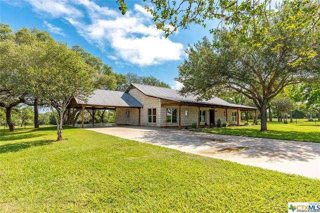 2104 County Road 444, Hallettsville, TX 77964 (MLS #441888) :: The Zaplac Group