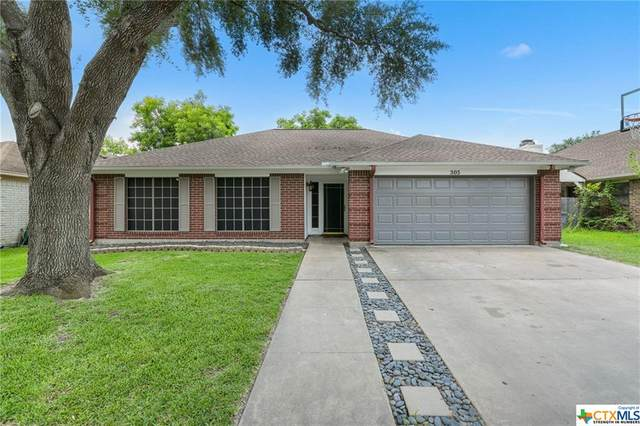 305 Ridge Drive, Victoria, TX 77904 (MLS #441944) :: The Zaplac Group