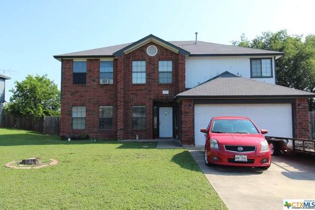 507 Wild Plum Drive, Copperas Cove, TX 76522 (MLS #442149) :: Texas Real Estate Advisors