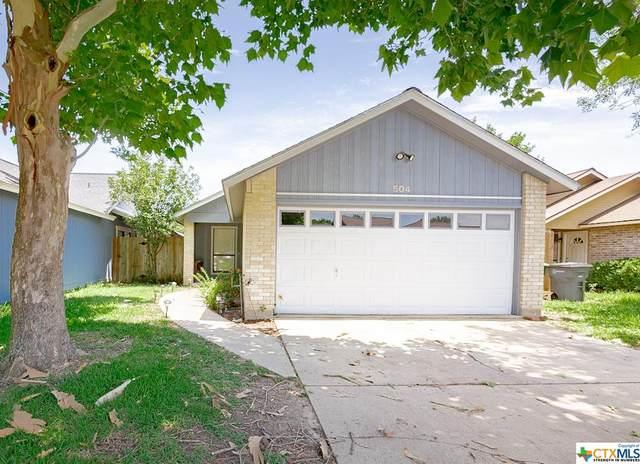 504 Waterford Drive, Victoria, TX 77901 (MLS #442325) :: Brautigan Realty