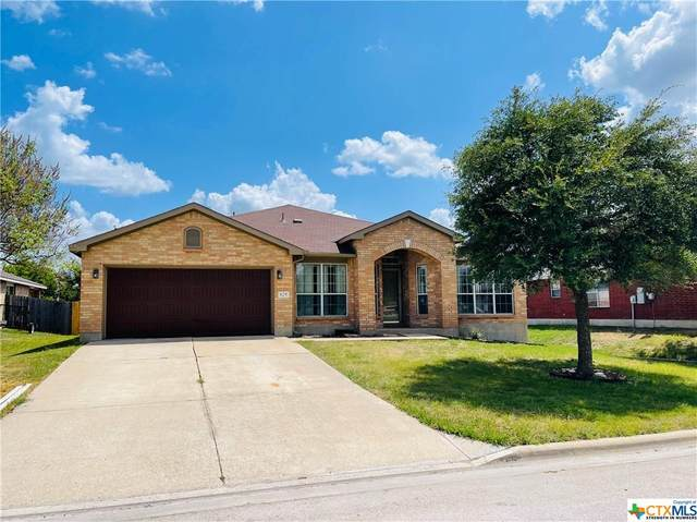 625 Tundra Drive, Harker Heights, TX 76548 (MLS #443184) :: RE/MAX Family