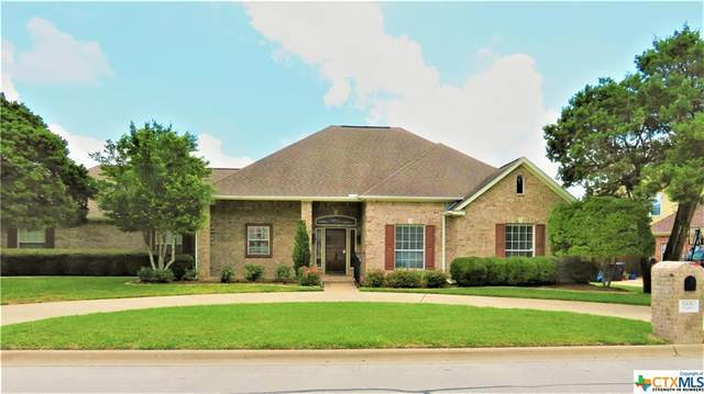 5303 Bentwood Lane, Temple, TX 76502 (MLS #443541) :: The Myles Group