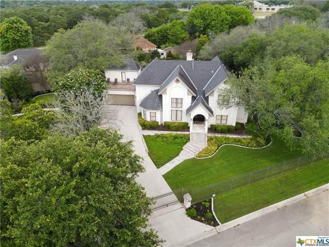 706 Peggy Nell Drive, Lampasas, TX 76550 (MLS #443650) :: Texas Real Estate Advisors