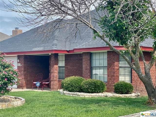 4213 Frontier Trail, Killeen, TX 76542 (MLS #444111) :: RE/MAX Family