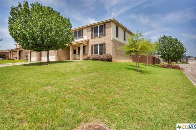 305 Buckskin Trail, Harker Heights, TX 76548 (MLS #445174) :: Brautigan Realty