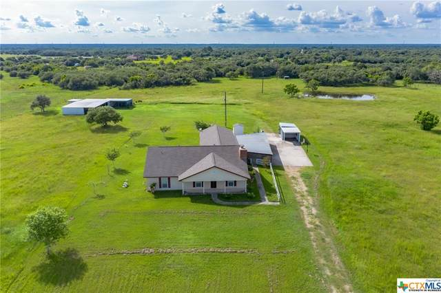 474 Foster Rd, Yoakum, TX 77995 (MLS #445442) :: The Zaplac Group