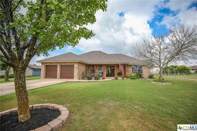 101 Family Circle, Hutto, TX 78634 (MLS #445876) :: Rebecca Williams