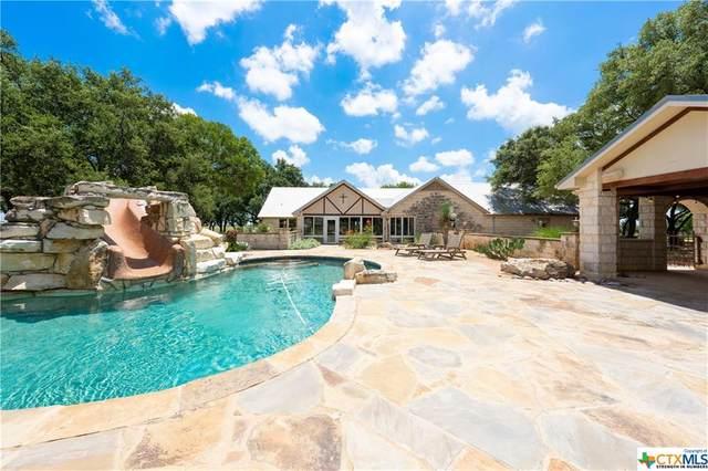 10280 Lark Trail, Salado, TX 76571 (MLS #446007) :: The Real Estate Home Team