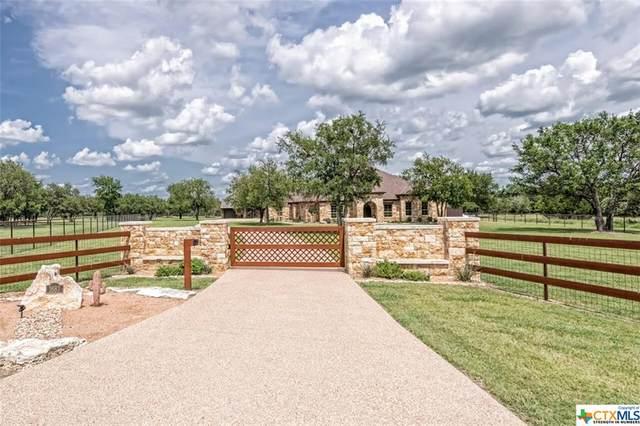 1687 Indian Pass, Salado, TX 76571 (MLS #446982) :: The Barrientos Group