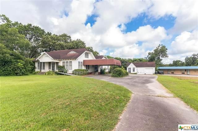 TBD W Fairwinds, Hallettsville, TX 77964 (#447032) :: First Texas Brokerage Company