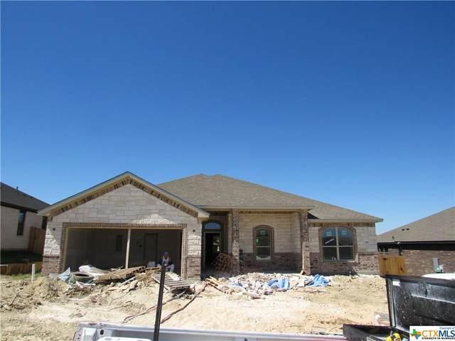 8403 Preserve Trail, Killeen, TX 76542 (MLS #447113) :: The Real Estate Home Team