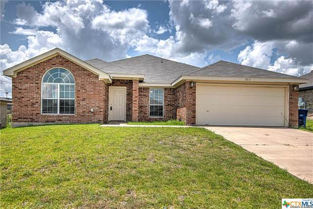 2613 Curtis Drive, Copperas Cove, TX 76522 (MLS #447205) :: RE/MAX Family