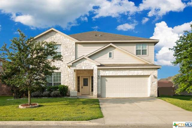 826 Red Fern Drive, Harker Heights, TX 76548 (#447234) :: Empyral Group Realtors