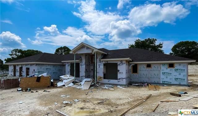 5006 Rocky Creek Drive, Nolanville, TX 76559 (MLS #447640) :: The Real Estate Home Team