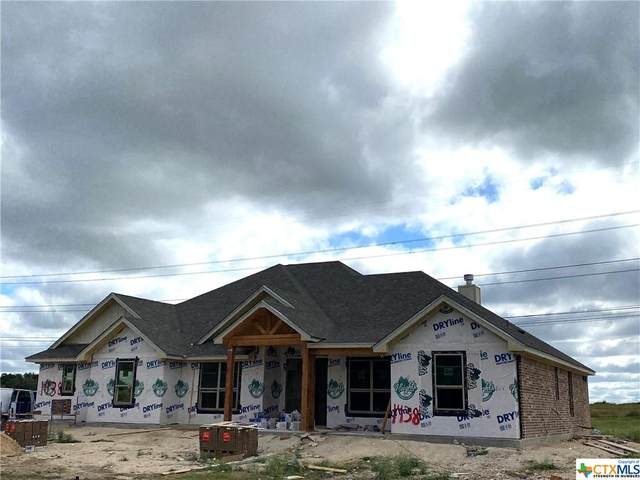 1438 Stone Russell, Salado, TX 76571 (MLS #448495) :: The Real Estate Home Team