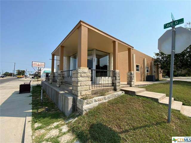 221 W Avenue D, Copperas Cove, TX 76522 (MLS #448496) :: The Myles Group