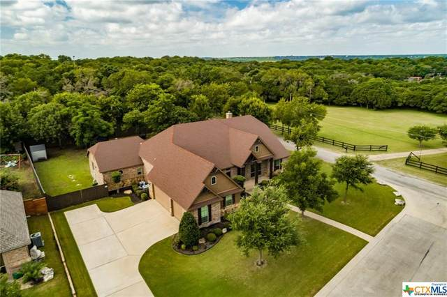 827 Eagle Landing Drive, Belton, TX 76513 (MLS #448499) :: The Real Estate Home Team