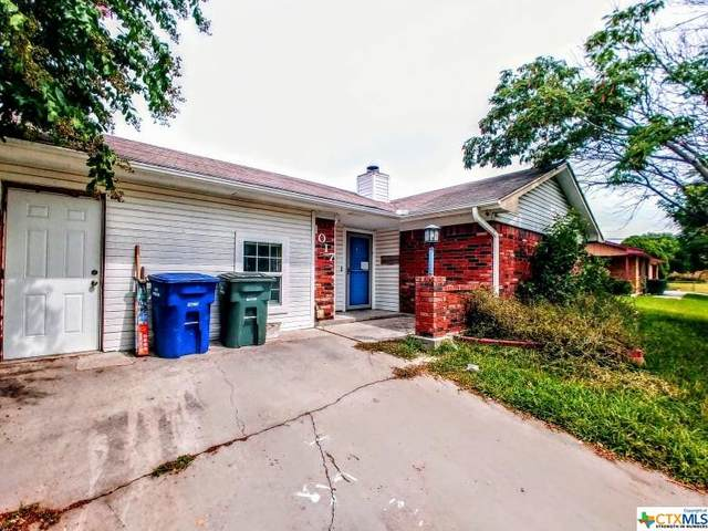 1017 N 4th, Copperas Cove, TX 76522 (MLS #449005) :: The Real Estate Home Team