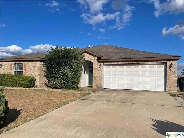 5508 Bridle Drive, Killeen, TX 76549 (MLS #449575) :: Texas Real Estate Advisors