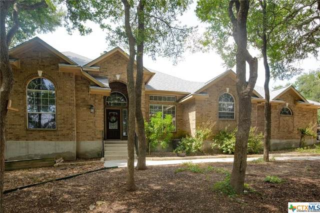 468 Shady Hollow, New Braunfels, TX 78132 (MLS #449910) :: The Zaplac Group