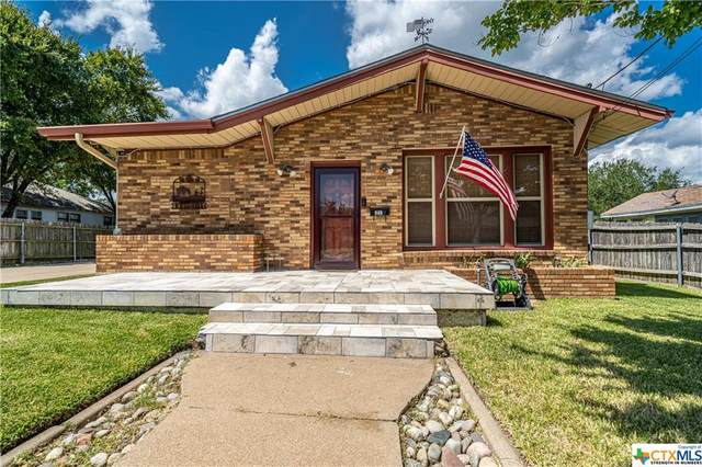 308 S Lutterloh Avenue, Gatesville, TX 76528 (MLS #449965) :: The Zaplac Group
