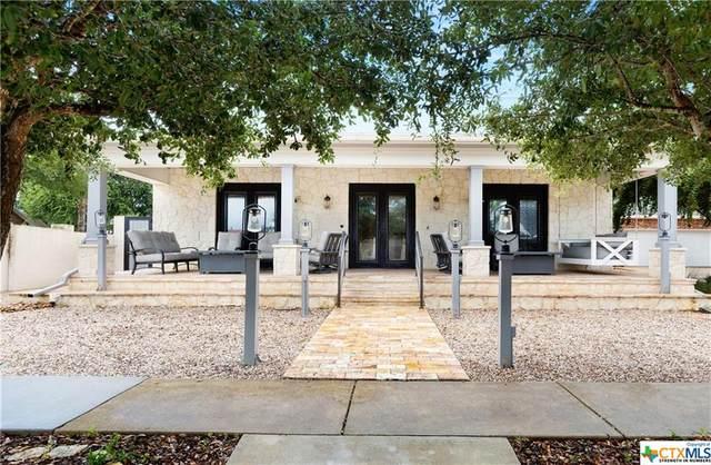 2278 Gruene Lake Drive, New Braunfels, TX 78130 (MLS #449977) :: The Real Estate Home Team