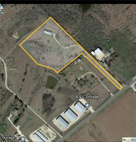 5509 State Highway 21, Maxwell, TX 78656 (MLS #450307) :: Texas Real Estate Advisors