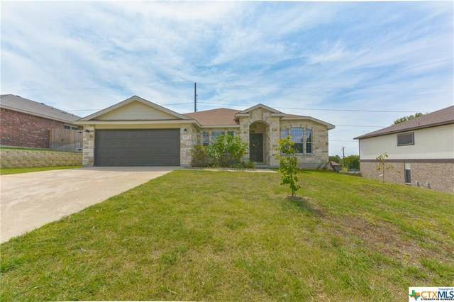 119 W Running Wolf Trail, Harker Heights, TX 76548 (MLS #450514) :: The Real Estate Home Team