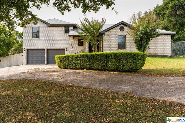 402 Wild Plum Drive, Copperas Cove, TX 76522 (MLS #450536) :: The Real Estate Home Team