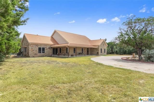 8959 Brewer Lane, Salado, TX 76571 (MLS #451379) :: Texas Real Estate Advisors