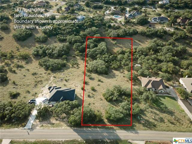 183 Northridge, New Braunfels, TX 78132 (MLS #451594) :: Texas Real Estate Advisors