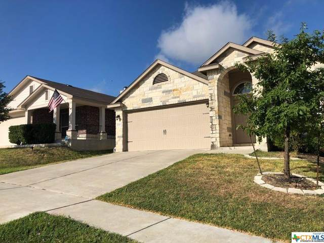 9511 Fratelli Court, Killeen, TX 76542 (MLS #452105) :: The Zaplac Group