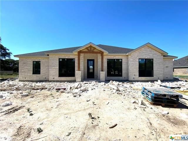 8469 Spring Creek Loop, Salado, TX 76571 (MLS #452363) :: Brautigan Realty