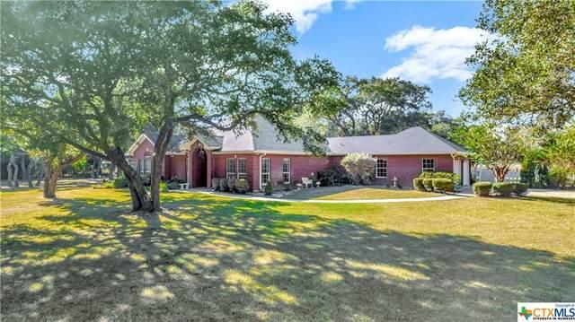 134 Bent Oaks Drive, Inez, TX 77968 (MLS #452426) :: Kopecky Group at RE/MAX Land & Homes