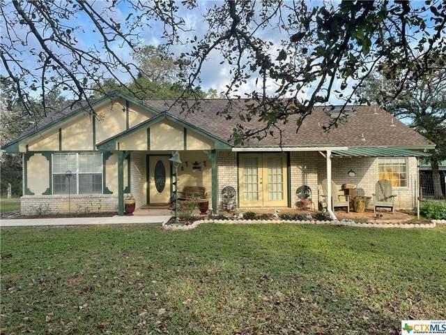 910 Vivroux Ranch Road, Seguin, TX 78155 (MLS #453122) :: The Real Estate Home Team