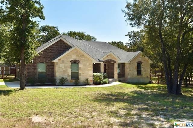 160 Great Oaks Boulevard, La Vernia, TX 78121 (MLS #453178) :: The Real Estate Home Team