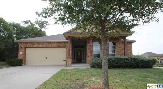 7300 Golden Oak Lane, Killeen, TX 76542 (MLS #453729) :: The Real Estate Home Team