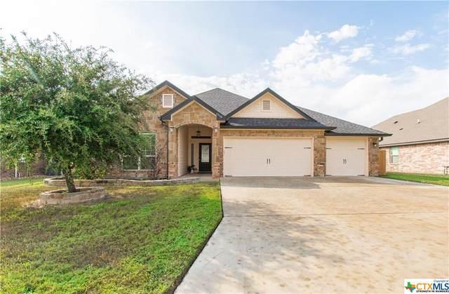 1710 Rusty Spur Drive, Temple, TX 76502 (MLS #453873) :: Texas Real Estate Advisors