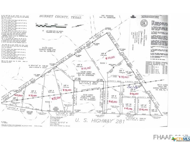 4.73 Acres Hwy 281, Lampasas, TX 76550 (MLS #8214151) :: Texas Premier Realty