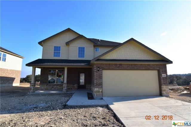 6202 Morganite Lane, Killeen, TX 76542 (MLS #320257) :: Erin Caraway Group
