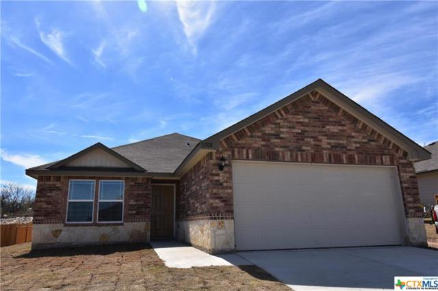 3708 Flatrock Mountain, Killeen, TX 76549 (MLS #329203) :: Texas Premier Realty