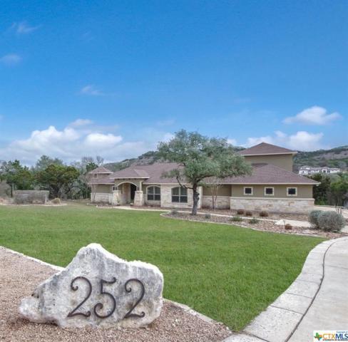 252 Wilderness, Canyon Lake, TX 78133 (MLS #337425) :: Magnolia Realty