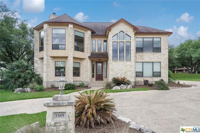 1185 Kings Point Dr, Canyon Lake, TX 78133 (MLS #344163) :: Magnolia Realty
