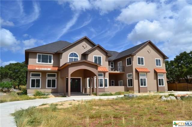 2235 Deer Run Ridge, New Braunfels, TX 78132 (MLS #378347) :: Vista Real Estate